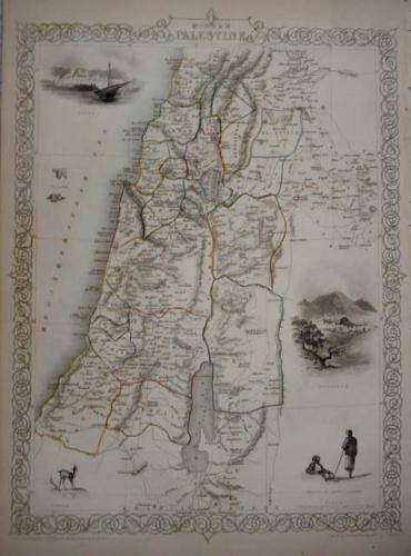 Tallis - Modern Palestine