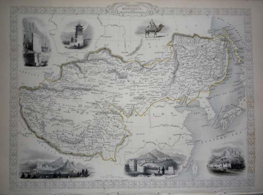 Tallis - Thibet Mongolia