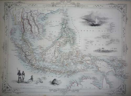 SOLD Malay Archipelaego