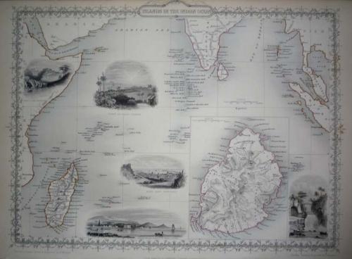 SOLD Islands in the Indian Ocean