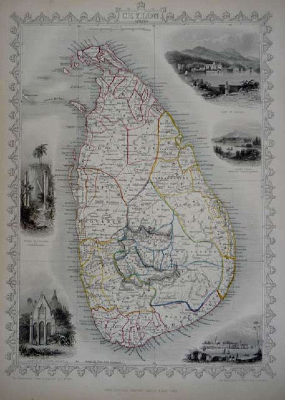 Tallis - Ceylon