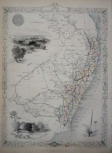 Tallis - New South Wales