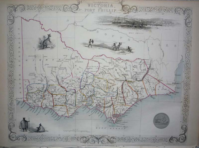Tallis - Victoria