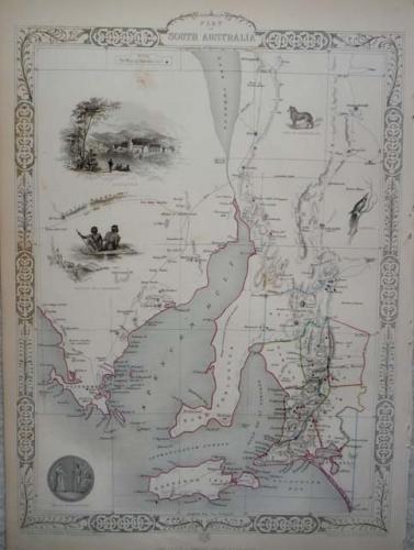 Tallis - South Australia