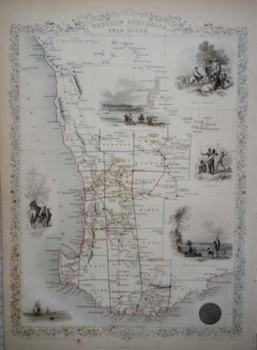 Tallis - Western Australia
