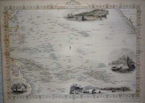 Tallis - Polynesia, Islands the Pacific Ocean