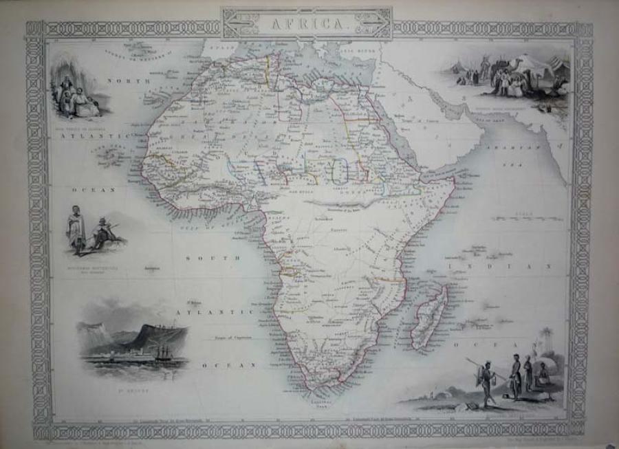 Tallis - Africa