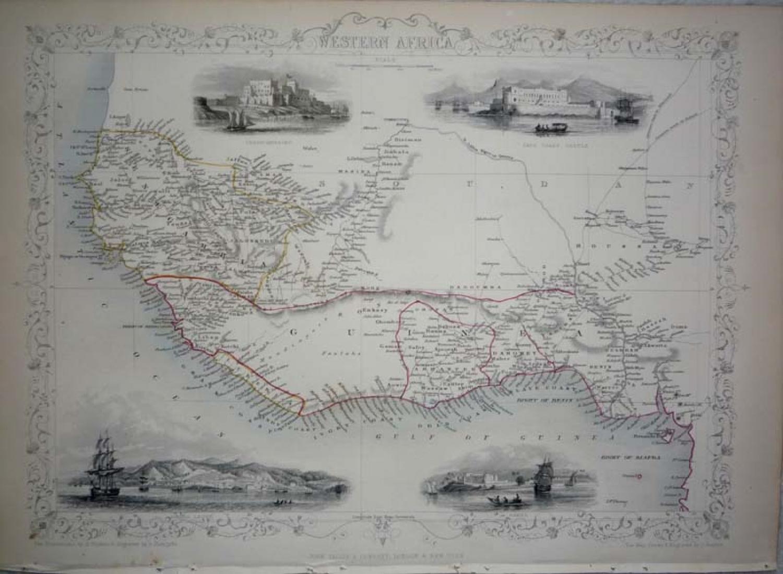 Tallis - Western Africa