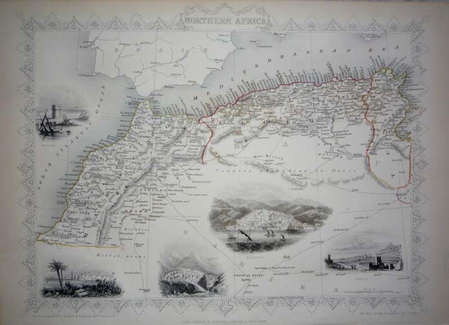 Tallis - Northern Africa
