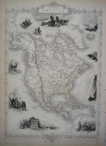 Tallis - North America