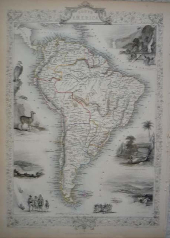 Tallis - South America