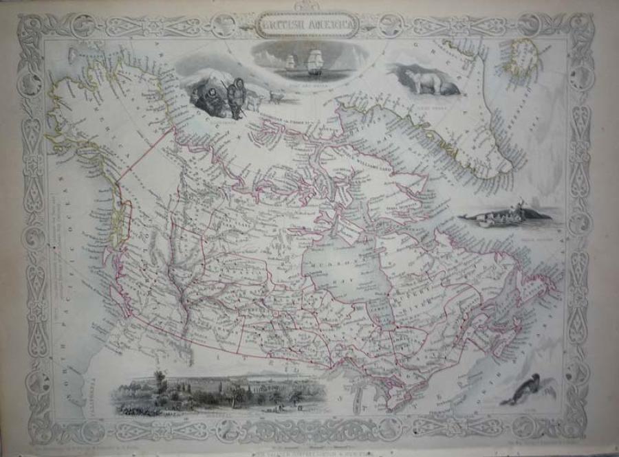 Tallis - British America