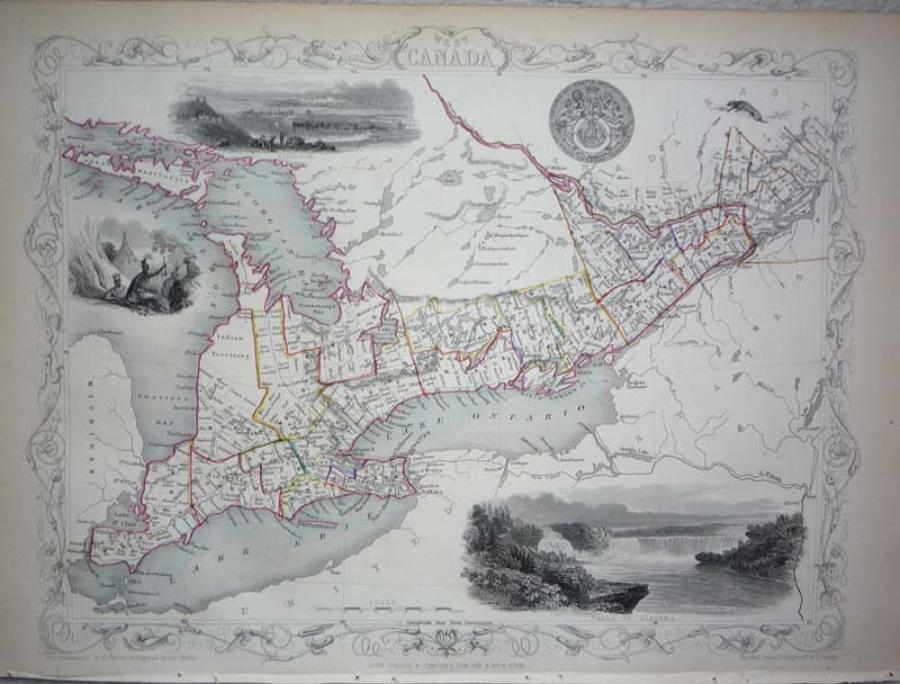 Tallis - West Canada