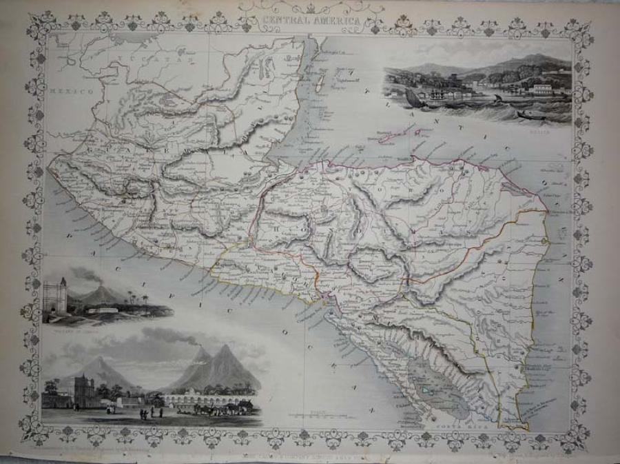 Tallis - Central America