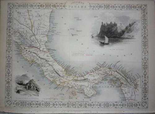 Tallis - Isthmus of Panama