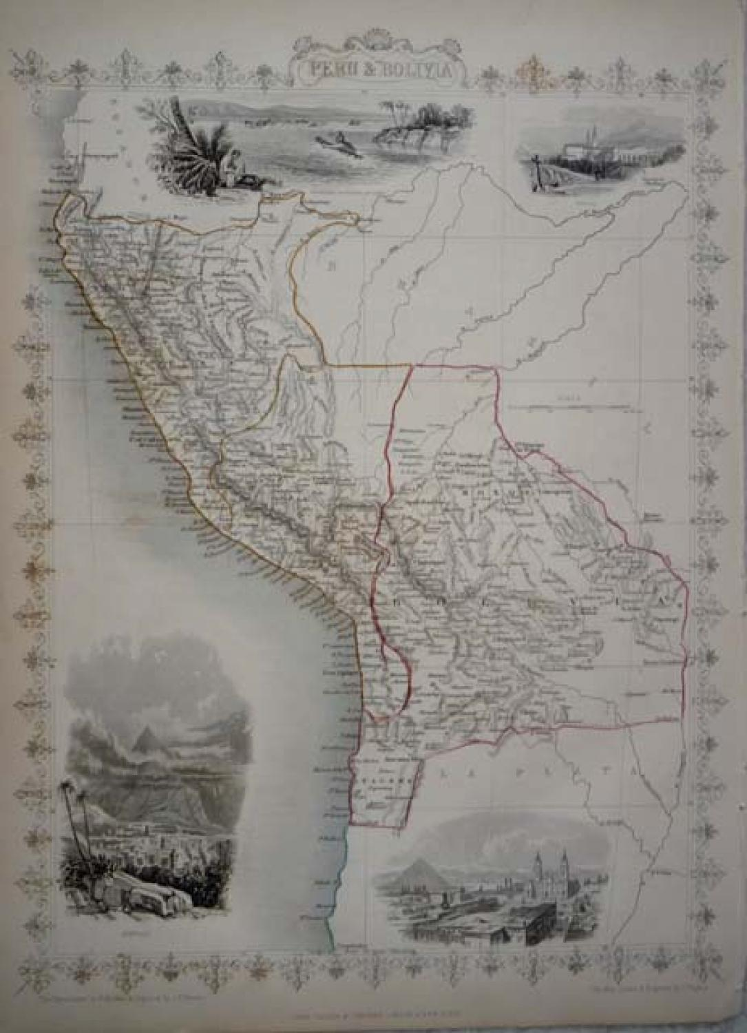 Tallis - Peru and Bolivia