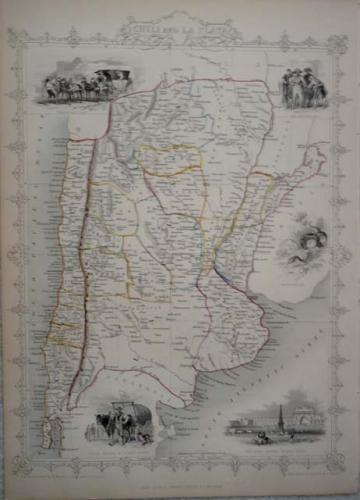 SOLD Chile and La Plata