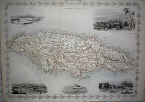 Tallis - Jamaica