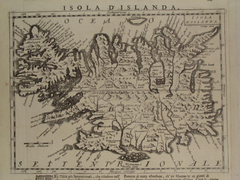 Coronelli - Isola D' Islanda