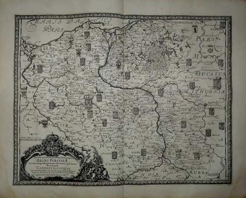 SOLD Regni Poloniae Vicinarumque Regionum..