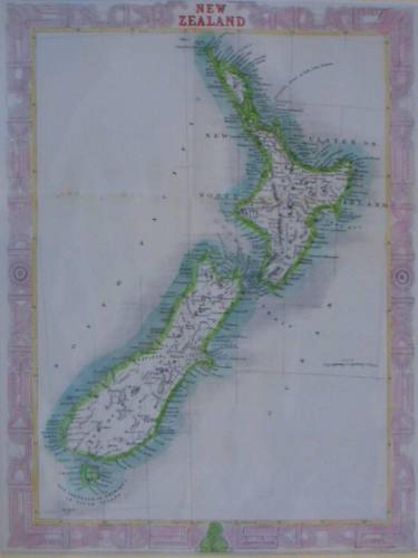 Tallis - New Zealand