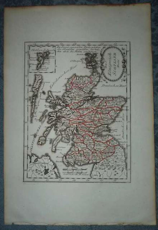 Das Königreich Scotland