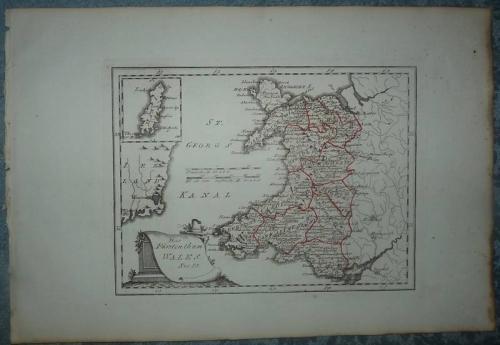 von Reilly - Das Furstenthum Wales