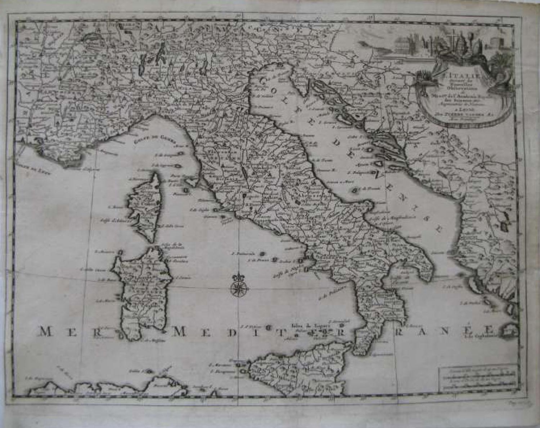 Van de AA - L'Italie
