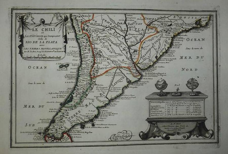 De Fer - Le Chili