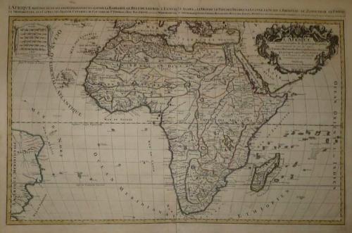 Jaillot - L'Afrique