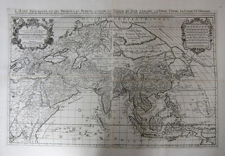 Jaillot - L'Asie en ses Principales Regions