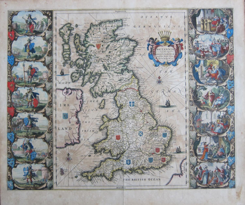 SOLD Britannia Prout Divisa Suit Temporibus Anglo-Saxonum