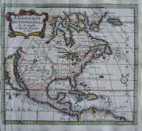 RESERVED Amerique Septentrionale