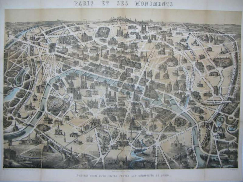 SOLD Paris et Ses Monuments