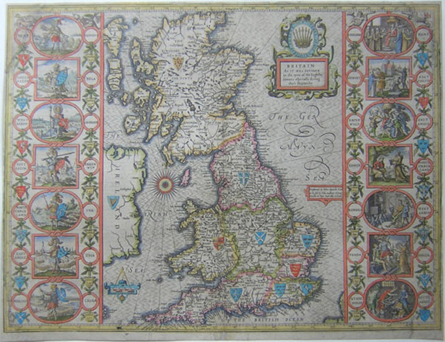 Speed - Britain tyme of the Englishe Saxons