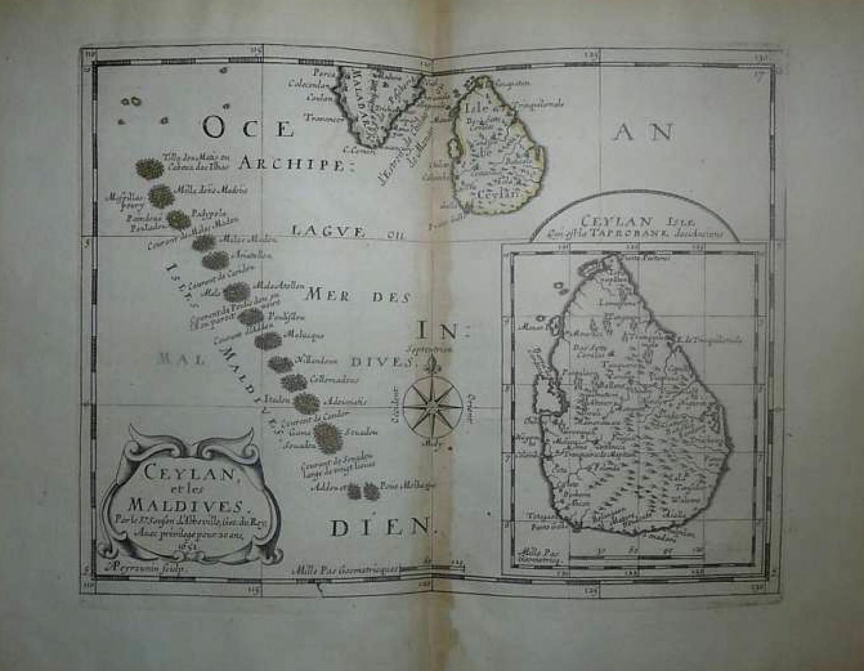 SOLD Ceylon et les Maldives