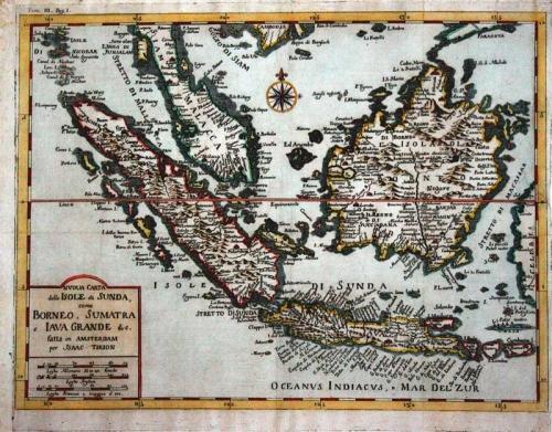 SOLD Sunda, Borneo, Sumatra e Java