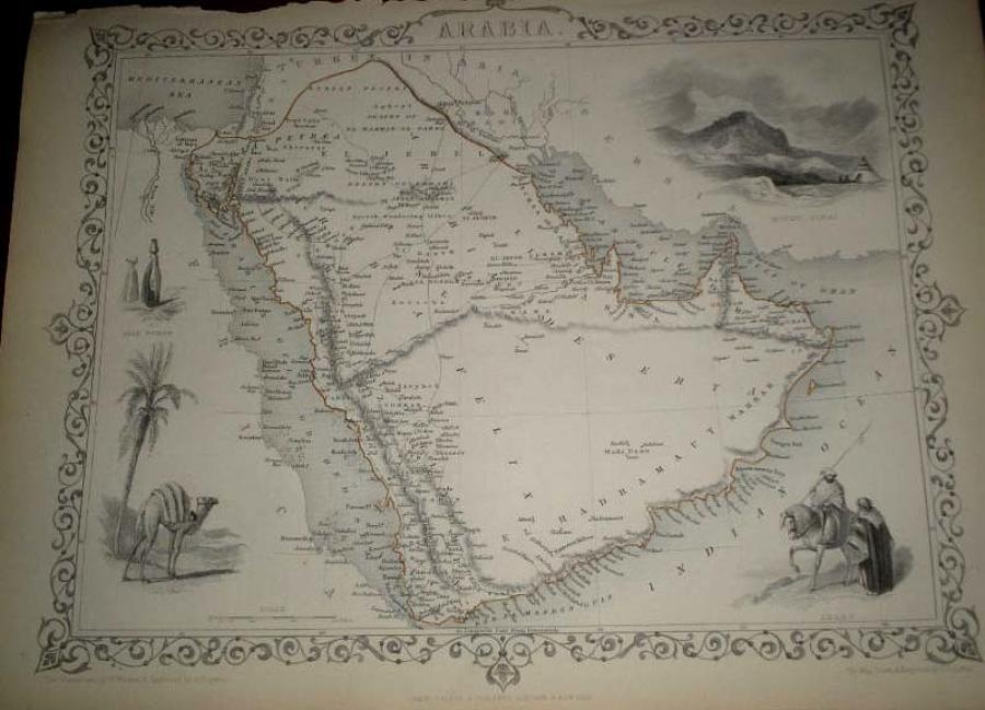 Tallis - Arabia