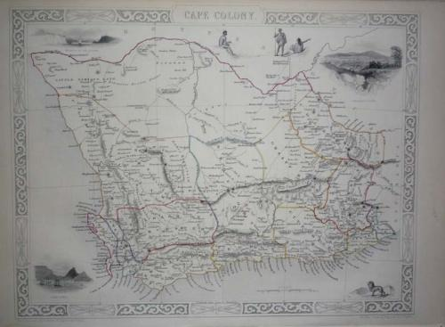 Tallis - Cape Colony