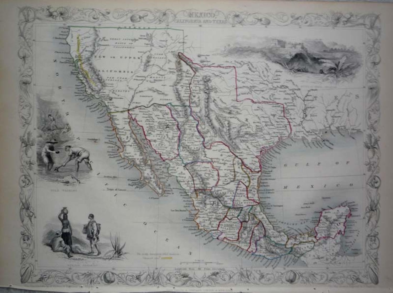 Tallis - Mexico