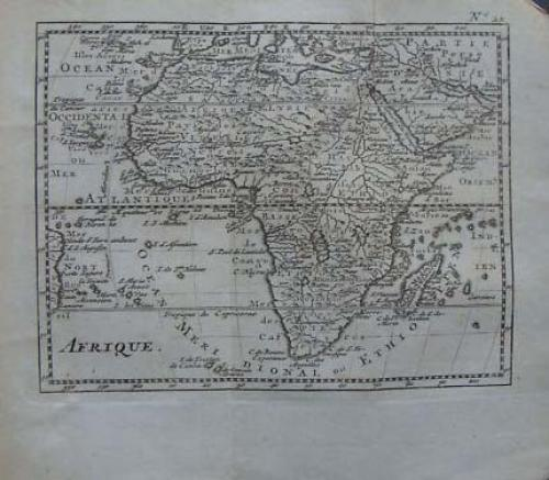 Boussuet - Afrique