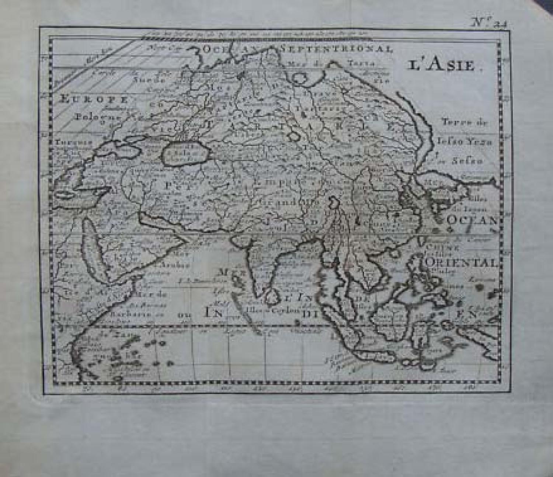 Bossuet - L' Asie