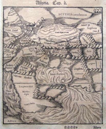 Munster - von den Landern Asie - Assyria