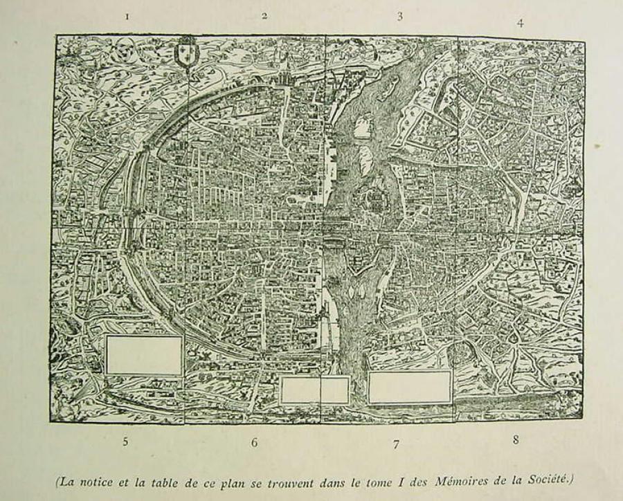 Truchet et Hoyau - Paris. Chez H. Champion..