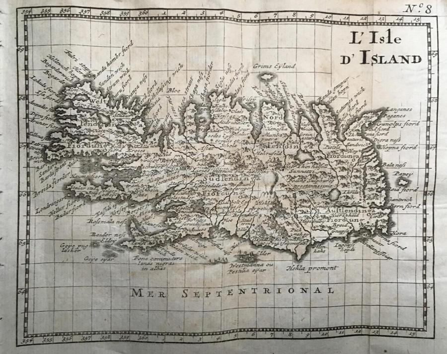 Bossuet - L'Isle De Island