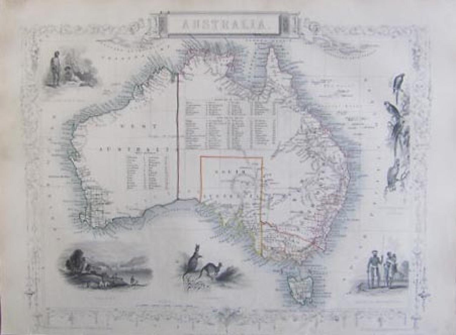 Tallis - Australia
