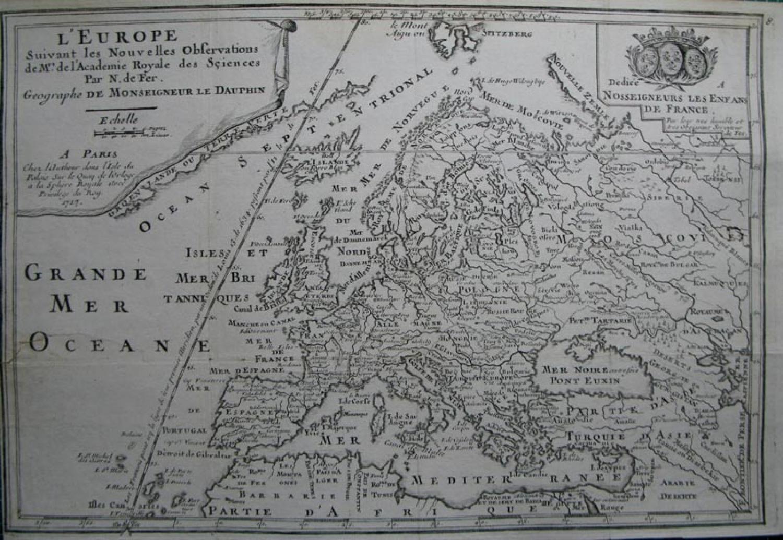 De Fer - L' Europe
