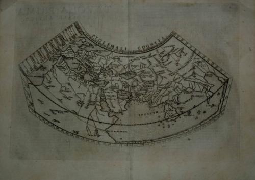 Ruscelli - Ptolomaei Cognita.