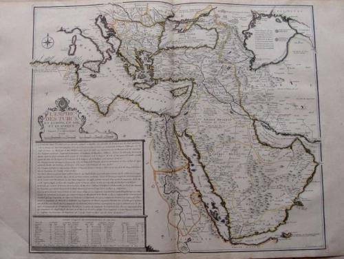 De Fer - L'Empire des Turcs