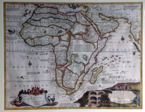 De Fer - L' Afrique